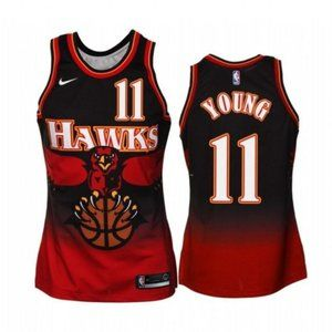 Atlanta Hawks Trae Young Jersey